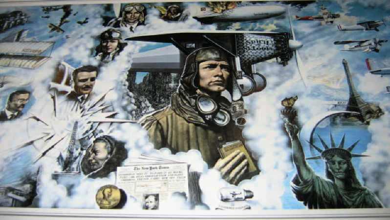 Siegfried Reinhardt Airport Mural prints (7)